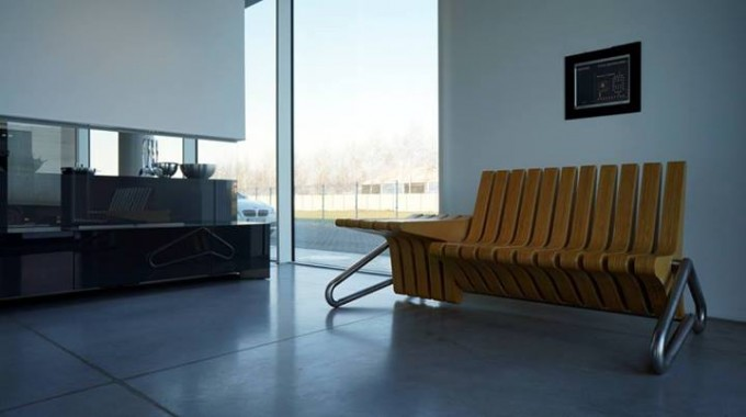 Coffee Bench w salonie ZAJC