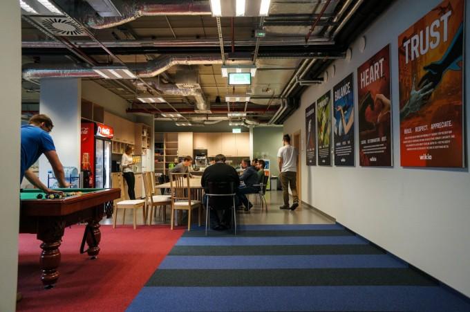 WIKIA – Przestrzeń biurowa w Malta House w Poznaniu