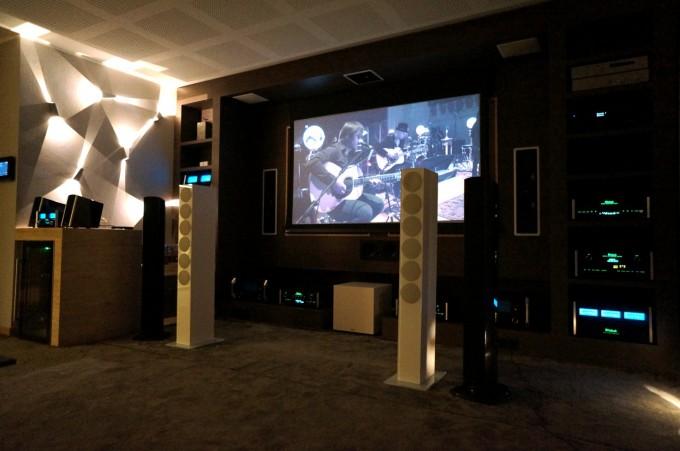Hi-End Audio & Home cinema showroom