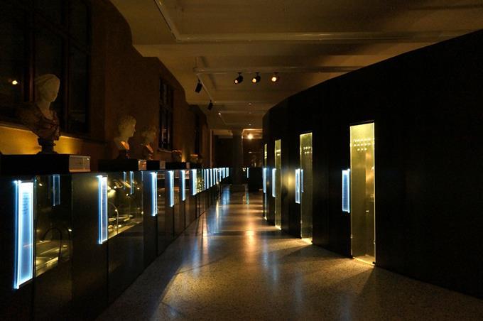 Ekspozycja w Muzeum Narodowym